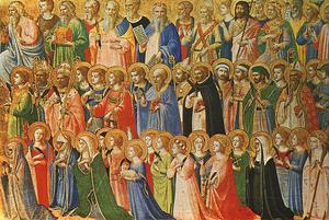 All Saints Day (dia de todos los santos)