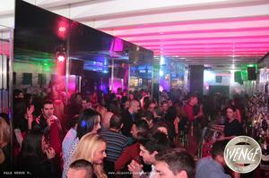 Best nightclubs in malaga costa del sol for Sala wenge malaga