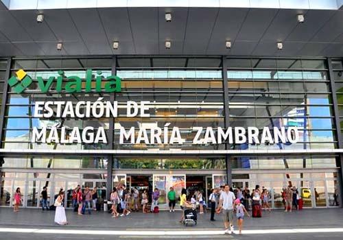Malaga where to shop malaga blog - Zara malaga centro ...