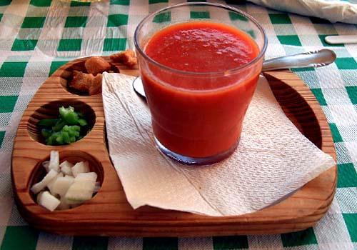 Malaga's Best Gazpachos - Malaga Blog