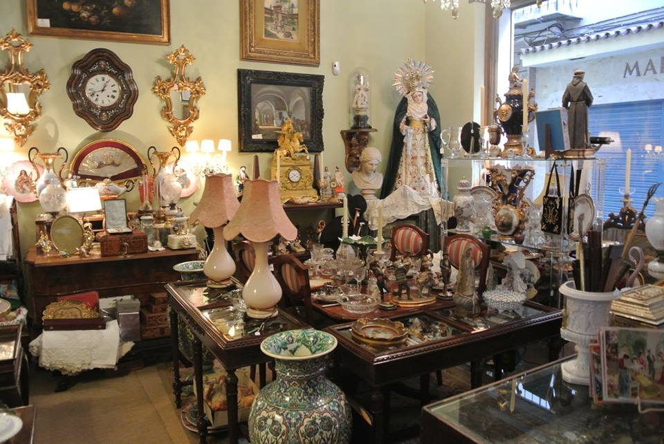 Antique stores in malaga malaga blog - Sofas en marbella ...