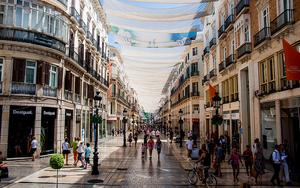 Thumbnail for Shopping is abundant in Malaga