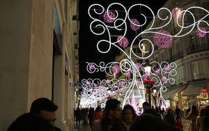 Thumbnail for Christmas in Malaga Spain