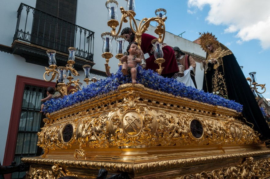 Easter Celebrations in Malaga